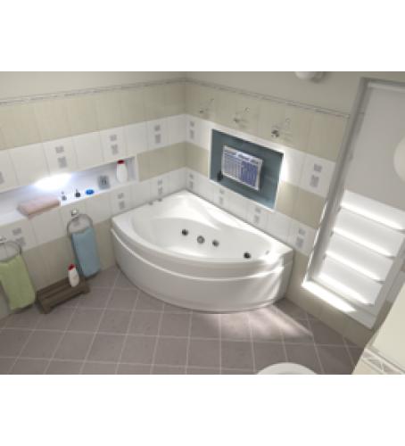 Акриловая ванна Вектра