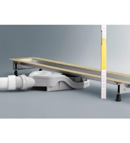 Лоток душевой Advantix Basic 900 мм корпус , 67 мм (плоская модель)