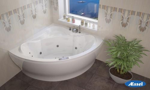 "Акриловая ванна ""Амазонка"""