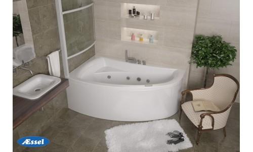 """Акриловая ванна """"Комо"""" (левая)"""