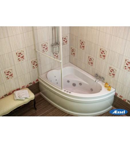 """Акриловая ванна """"Луара"""" (левая)"""