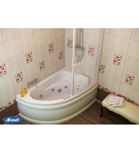 """Акриловая ванна """"Луара"""" (правая)"""