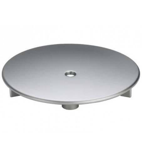 Декоративная накладка сливного отверстия хром, для трапов Tempoplex, Tempoplex Plus диаметр 112