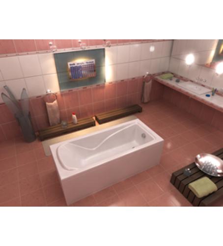 Акриловая ванна Олимп