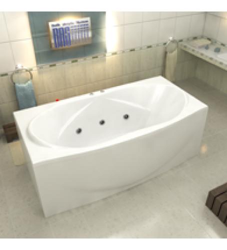 Акриловая ванна Фиеста