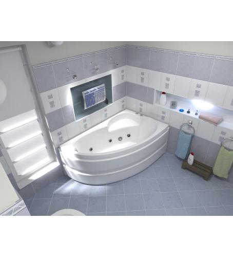 Акриловая ванна Сагра