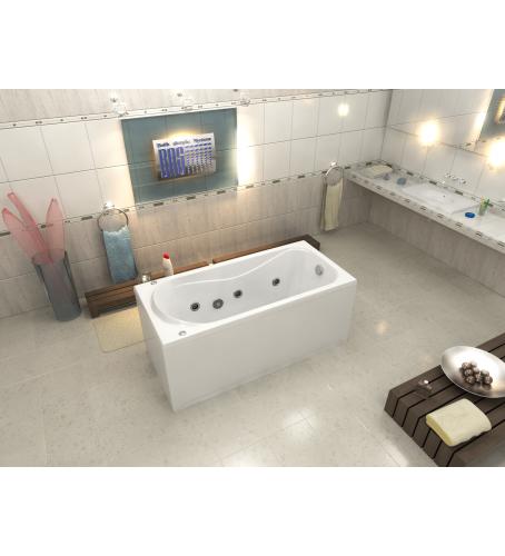 Акриловая ванна Верона