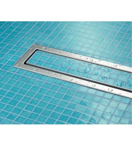 Дизайн-решетка ER4 1000мм матовая