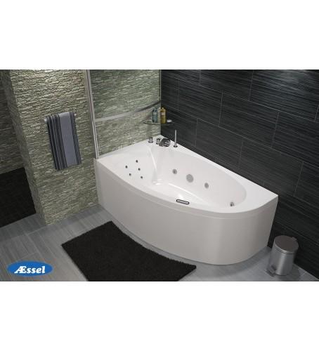 """Акриловая ванна """"Маджоре"""" (левая)"""